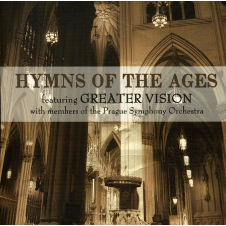 Atlanta Symphony Orchestra Halloween (Greater Vision Hymns Of The Ages NEW CD Members of Prague Symphony)