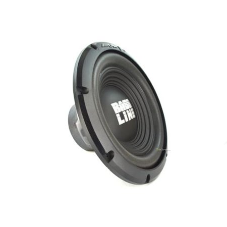 Alpine Swa 12S4 750 W Max 12   Single 4 Ohm Car Subwoofer