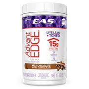 EAS AdvantEDGE Milk Protein Powder, Milk Chocolate, 1.7 lb (Pack of 2)