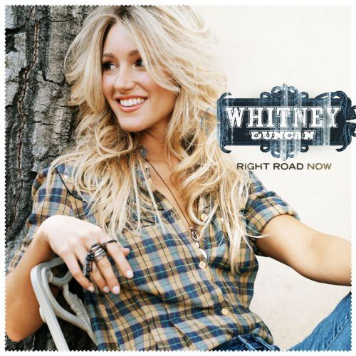 Whitney Duncan - Right Road Now [CD]