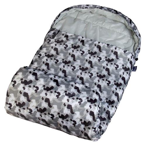 Camo Stay Warm Sleeping Bag