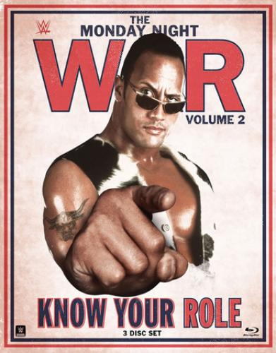 WWE: Monday Night War: Volume 2 Know Your Role (Blu-ray) by WARNER HOME VIDEO
