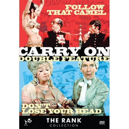 CARRY ON-V01 DONT LOSE YOUR HEAD/FOLLOW THAT CAMEL (DVD/DBFE)