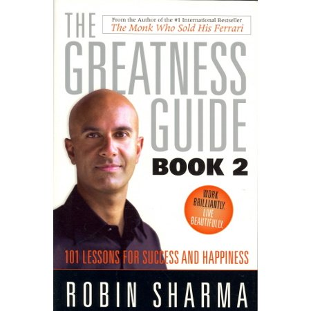 The Greatness Guide Book 2: 101 Lessons for Success and Happiness - image 1 de 1