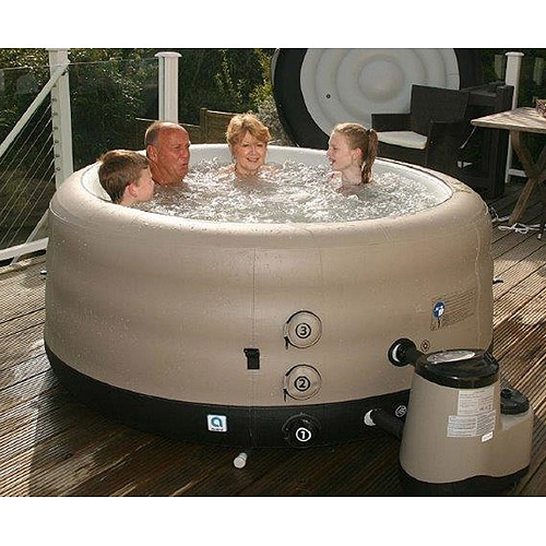 "Canadian Spa Company Grand Rapids 29"" Portable Spa"