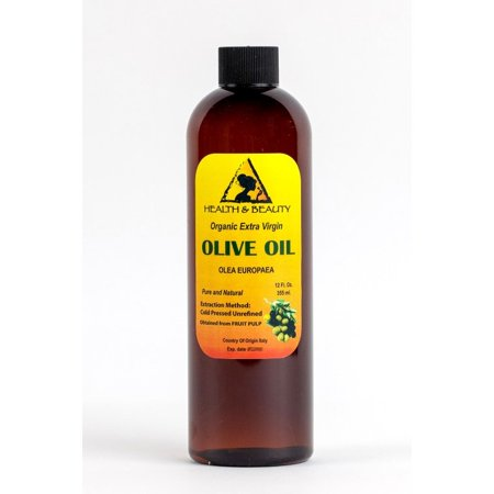 OLIVE OIL EXTRA VIRGIN ORGANIC UNREFINED RAW COLD PRESSED PREMIUM PURE 12 (Difference Between Extra Virgin And Pure Olive Oil)