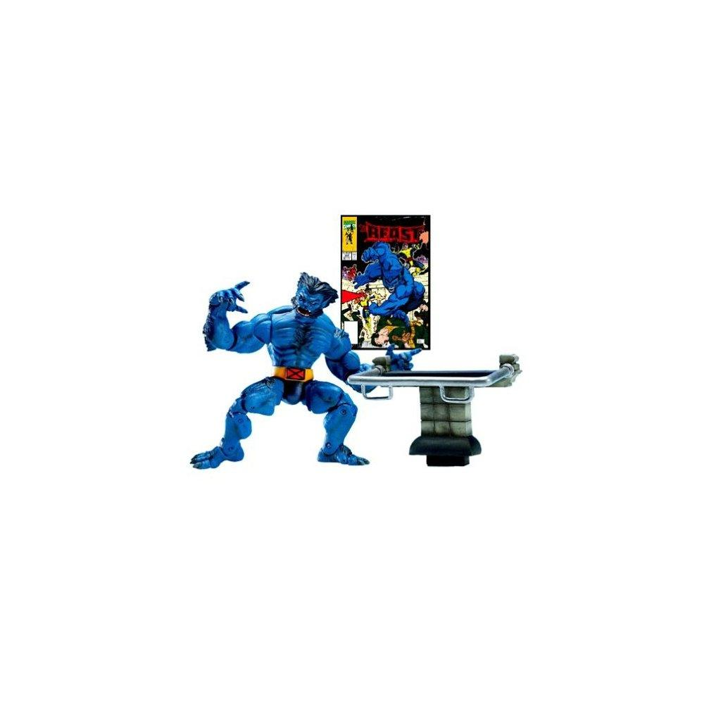 Marvel legends series 4 action figure beast