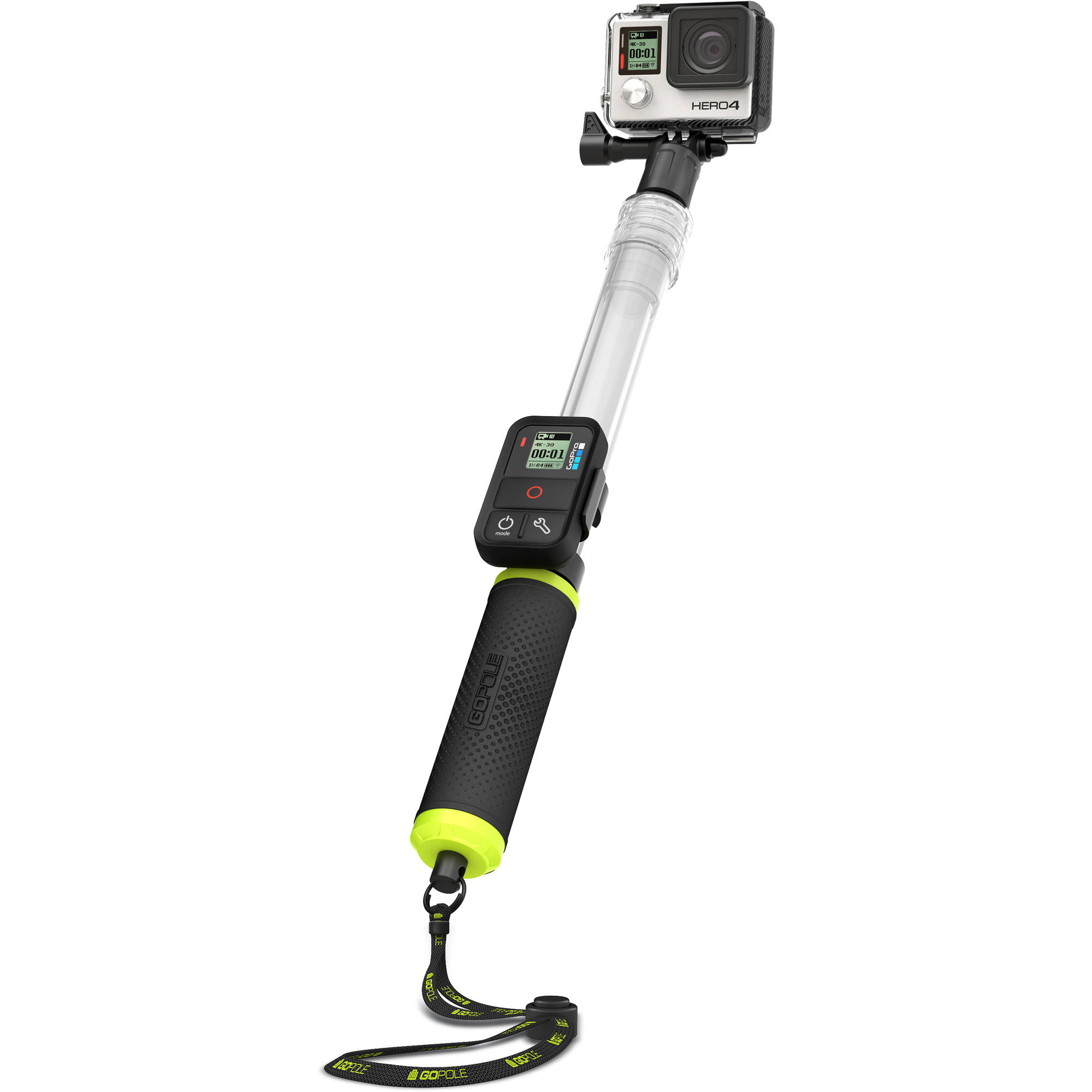 GoPole Evo Floating Extension Pole for GoPro