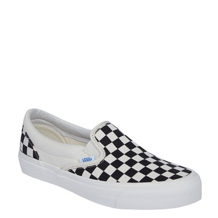 vans og classic slip on checkerboard