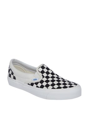 49d2e8736bb9 Product Image Vans OG Classic Slip-On LX Sneakers VN000UDFF8L Black White  Checkerboard