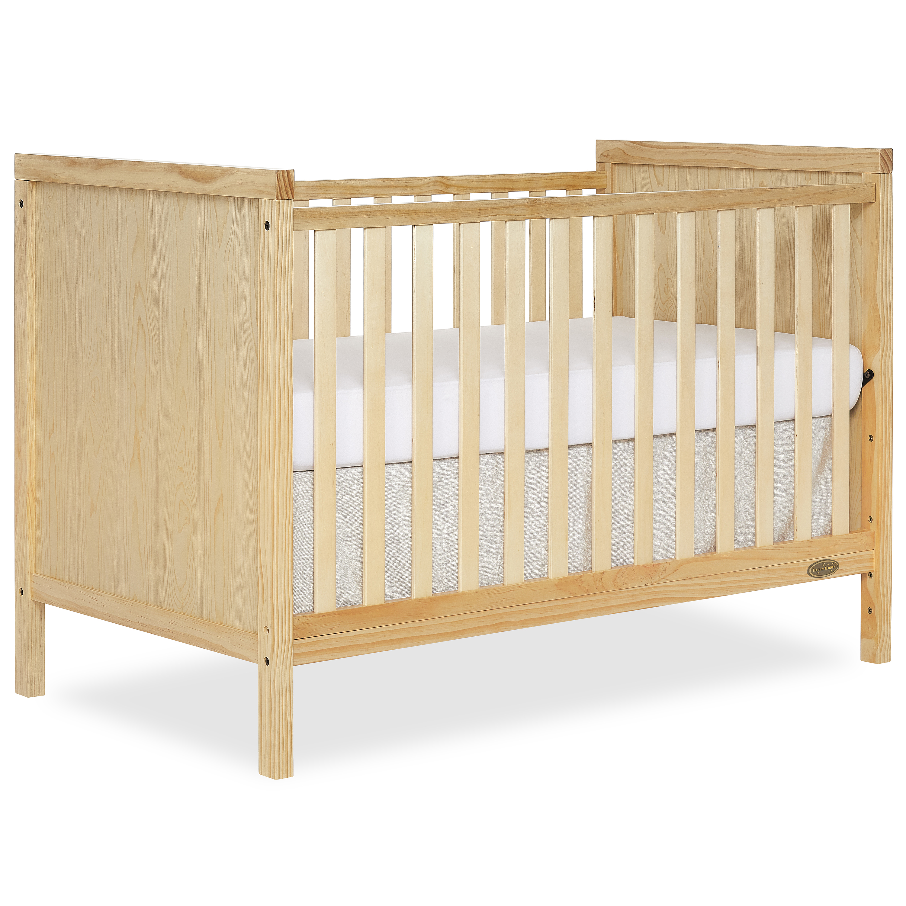 Dream On Me Springfield 3 in 1 convertible crib ,Natural ...