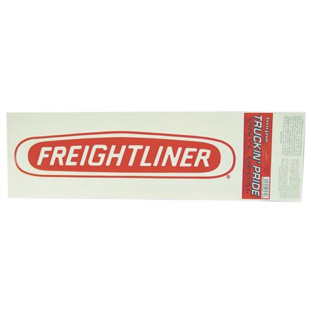 Barjan 458072 6 x 18 in. Freightliner Vinyl Decal - image 1 of 1