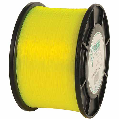 Ande Monofilament Monster Yellow 1Lb Spool 30Lb Test, MY0...