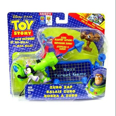 Toy Story Zurg (Toy Story and Beyond Zurg Zap Mini Figure)
