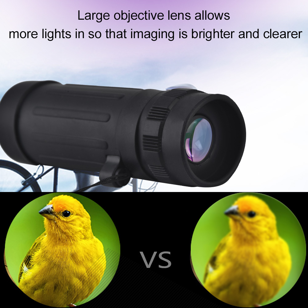 8x21 Outdoor Mini Handheld Portable Wide Angle Monocular Telescope , 8X Monocular, Wide Angle Monocular