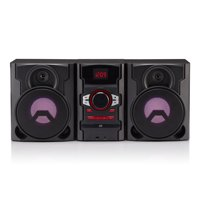 Refurbished Blackweb BWD19AAA06 100-Watt Bluetooth CD Stereo System