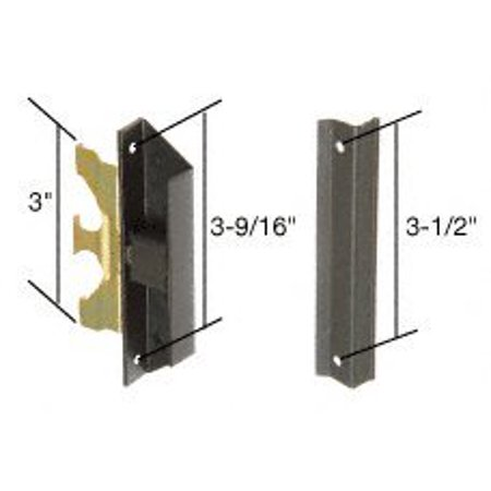 Sliding Screen Door Latch and Pull - Package, Replacement Latch and Pull for Screens By C.R.