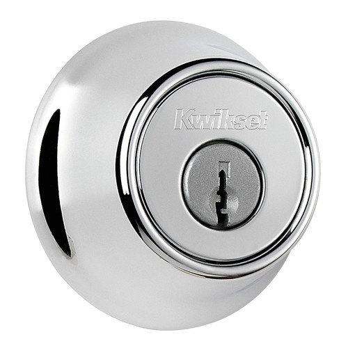 Kwikset 660 Single Cylinder Deadbolt from the 660 Series