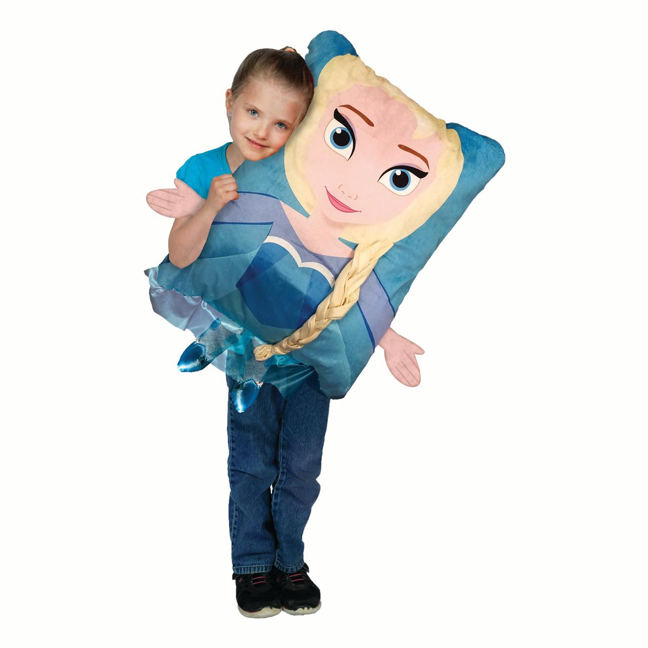 "Disney's Frozen 'Winter Gal' Kids 3-D Pillow Buddy, 20"" x 26"""