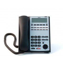 Nec Sl1100 Sl1100 12-button Full-duplex Tel (black) (nec-1100061) -