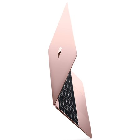 Apple Macbook (MNYF2LL/A) 12-inch Retina Display Intel Core m3 256GB - Rose Gold (Mid-2017) (Certified