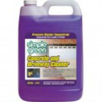 Concrete/Driveway Cleaner Concentrate