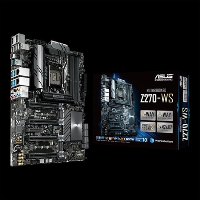 Motherboards  Intel LGA1151 ATX motherboard with DDR4 3866MHz