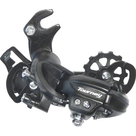 Shimano Tourney TY300 6/7-Speed Long Cage Rear Derailleur with Frame -
