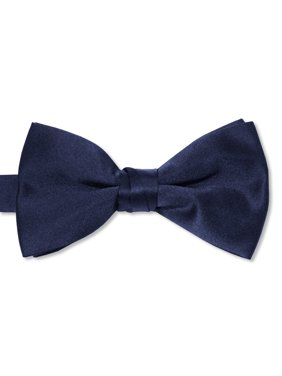 5cf3744917c4 Product Image Avery Hill Boys Deluxe Satin Bow Tie Tuxedo