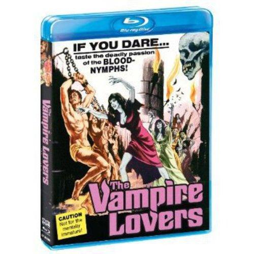 The Vampire Lovers (Blu-ray) (Widescreen)