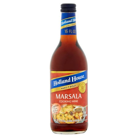 Holland House Cooking Wine Marsala, 16.0 FL OZ