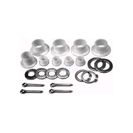Front End Repair Kit for Snapper Rear Engine Riders.