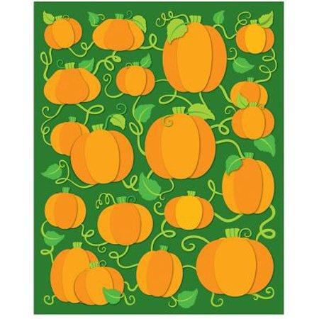 Pumpkins Shape Stickers
