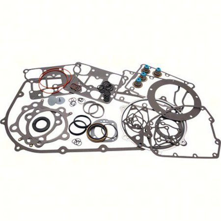 Cometic C9540  C9540; 10-Pack Performance Exhaust Gasket Harley Davidson Twin Cam ()