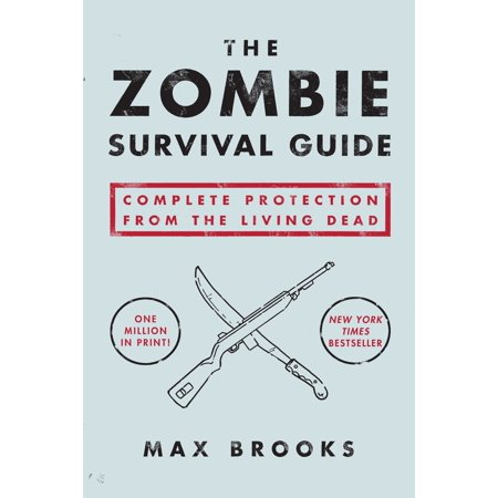 The Zombie Survival Guide : Complete Protection from the Living Dead - Zombie Diy Outfit