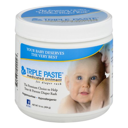 Triple Paste Medicated Ointment, 16.0 OZ