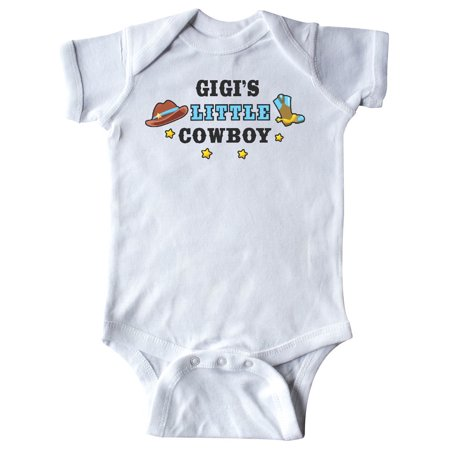 Gigis Little Cowboy with Cowboy Hat and Boots Infant Creeper - Cowboy Hats And Boots