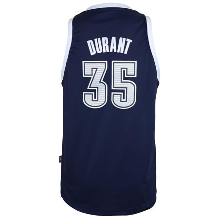 Kevin Durant Oklahoma City Thunder Youth Replica Alternate Jersey (Navy) by