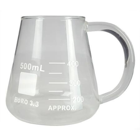GSC International EFMG500 Erlenmeyer Flask Coffee Mug