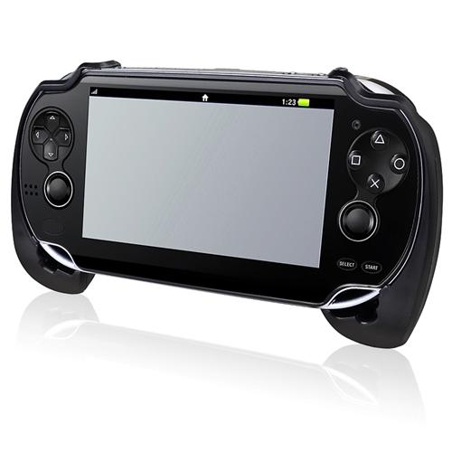 Insten For Sony PS Vita PSV Black Bracket Joypad Hand Grip Holder Handle