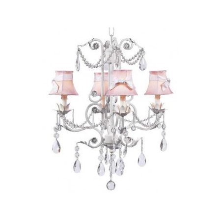 Jubilee Collection Chandelier Sash (Set of (Two Tone Gold Chandelier)
