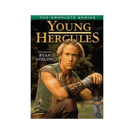 Young Hercules: The Complete Series (DVD)