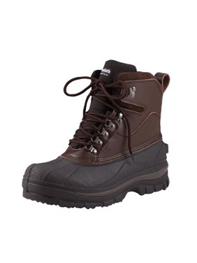 Rothco Thinsulate-lined Cold Weather Winter PAC Boot, Waterproof