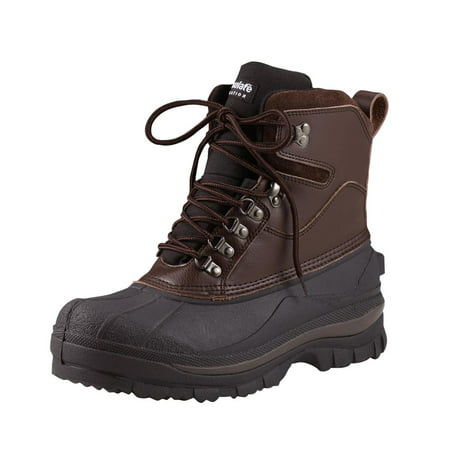 - Rothco Thinsulate-lined Cold Weather Winter PAC Boot, Waterproof
