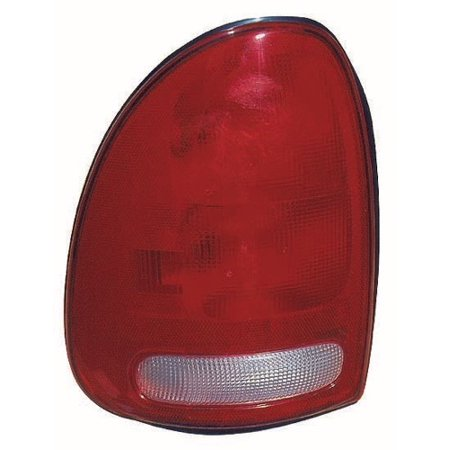 Go-Parts » 1996 - 2000 Plymouth Grand Voyager Rear Tail Light Lamp Assembly / Lens / Cover - Left (Driver) Side 4576245 CH2800125 Replacement For Plymouth Grand Voyager
