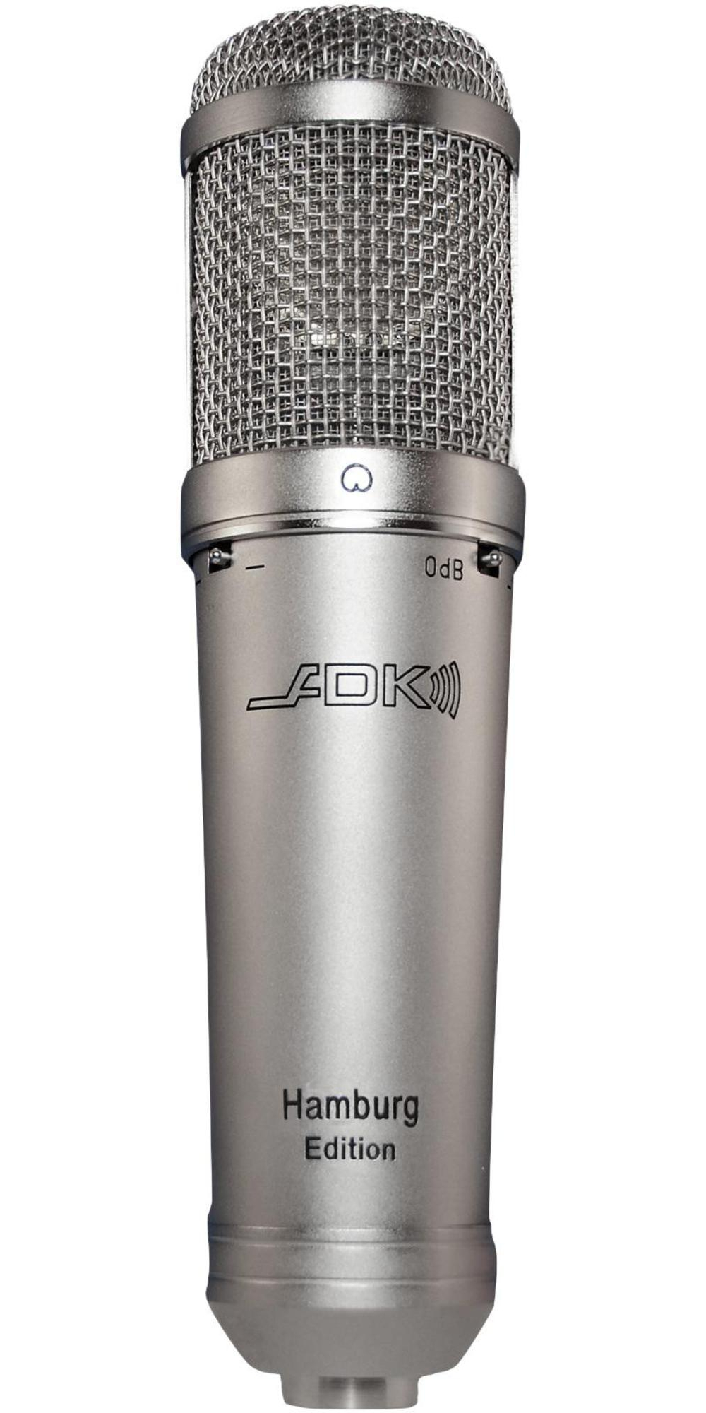 ADK Microphones Hamburg Mk8 Cardioid Condenser Microphone by ADK Microphones