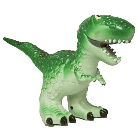 Large Tyrannosaurus Rex 6.5 Inch Soft Rubber Cartoon Dinosaur Toys - Large Dinosaurs