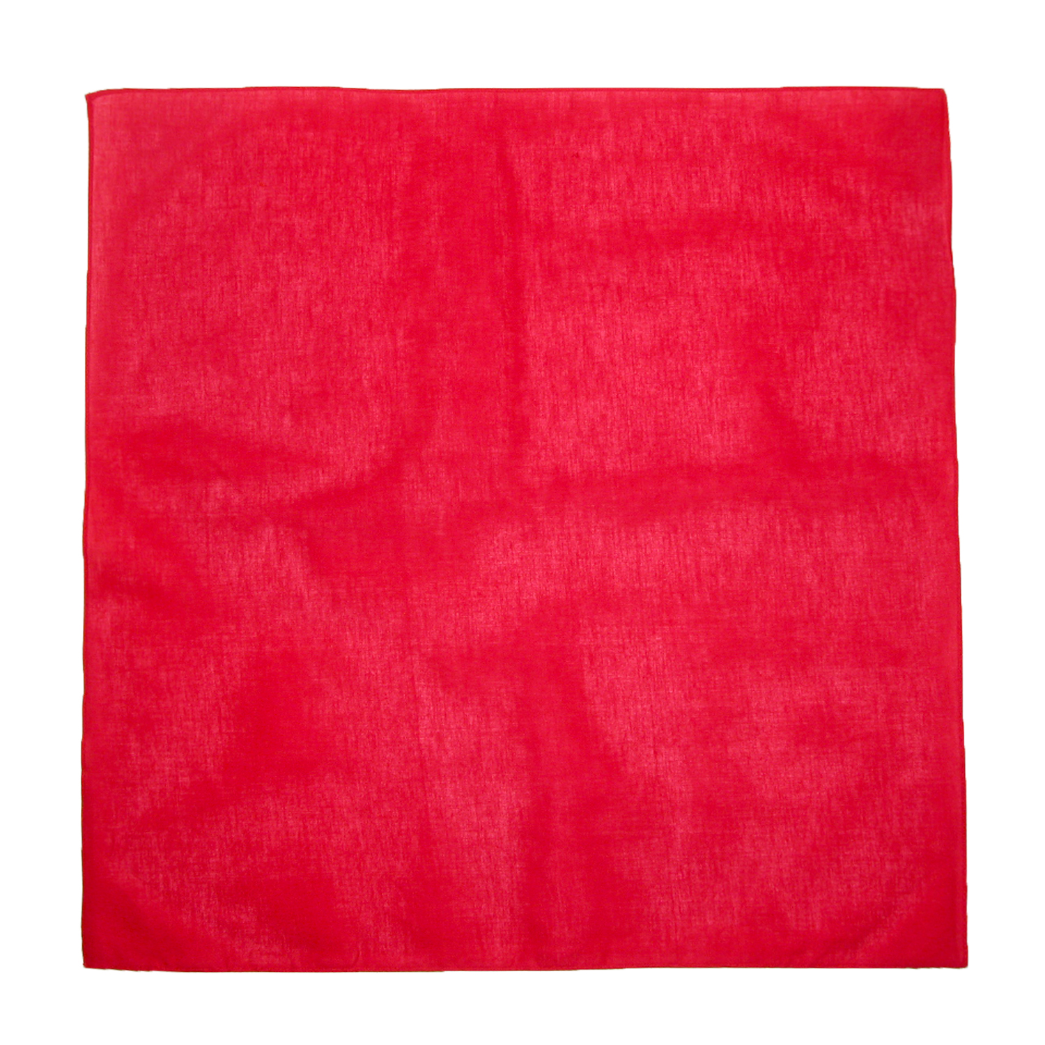 CTM®  Cotton All Purpose Solid Bandana (Pack of 5 of Same Color)