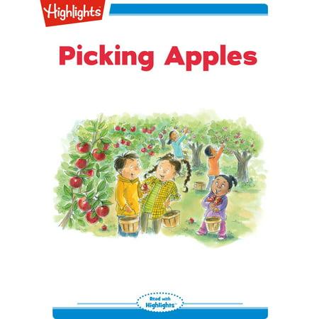 Picking Apples - Audiobook -