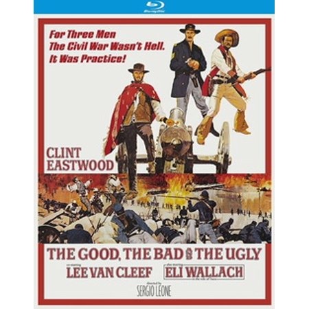 The Good, The Bad And The Ugly (Blu-ray) (The Good The Bad The Ugly Stream)